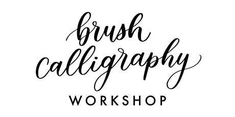Intro to Brush Calligraphy Workshop tickets