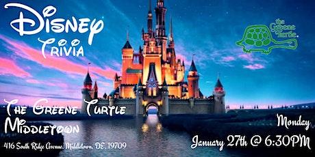 Disney Movie Trivia at Greene Turtle Middletown tickets
