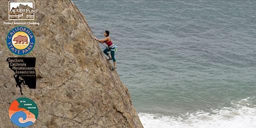 Point Dume Adopt a Crag  1/19