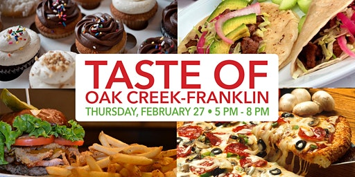 Taste of Oak Creek-Franklin 2020