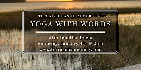 Yoga With Words tickets