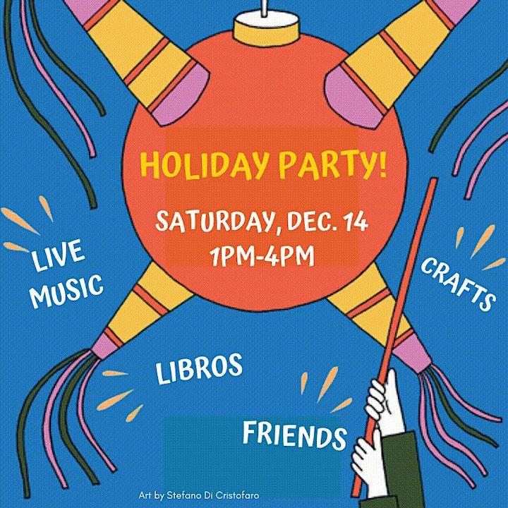LA librería's End of Year Celebration! image