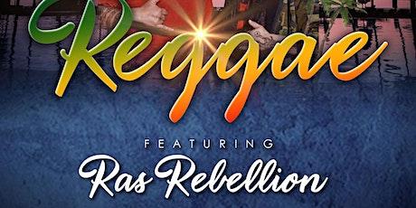 Reggae at Port City tickets