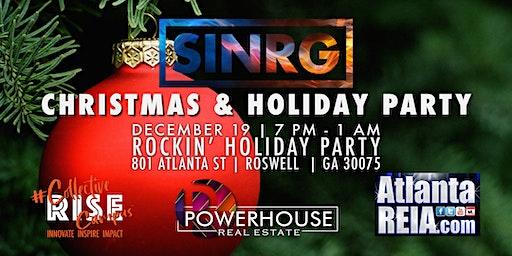 Christmas & Holiday Party with Powerhouse Real Estate & Atlanta REIA