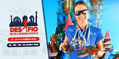 Maratona do Beto Carrero 2020