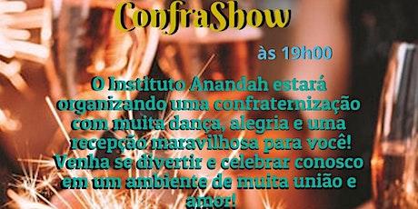 ConfraShow!!! ingressos