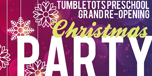 MomMob / Tumbletots Christmas Party