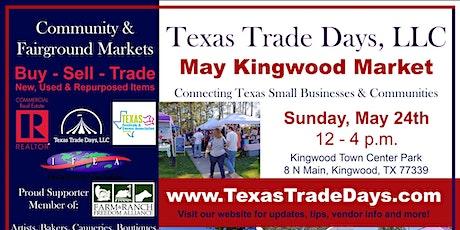 Texas Trade Days: Kingwood Market tickets
