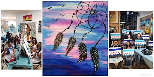 "BYOB Sip & Paint Event - ""Dream-catcher"""