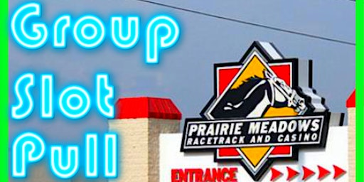Prairie Meadows $300 Three High Limit Machine Group Pull