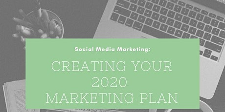 Create Your 2020 Marketing Plan tickets