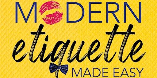 Modern Etiquette Made Easy: Free Etiquette Course @ Draper James Lexington