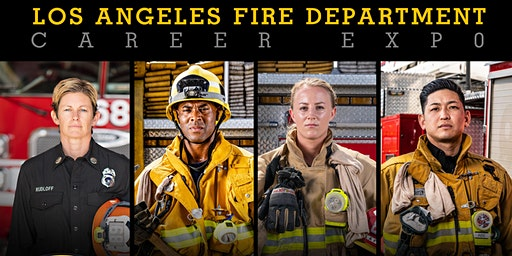 Los Angeles Fire Department Career Expo