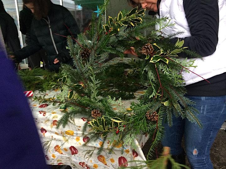 Build Your Own Wreath Workshop image