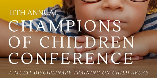 CACI Champions of Children Conference Sponsor/Advertising Application
