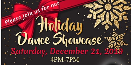 A Holiday Dance Showcase tickets