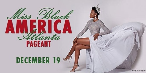 2019 Miss Black America Atlanta Pageant