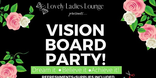 Vision Board Party!