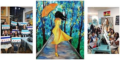 "BYOB Sip & Paint Event - ""Rainy Day"""