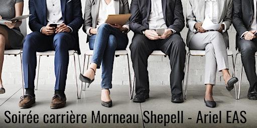 Soirée carrière Morneau Shepell Ariel EAS