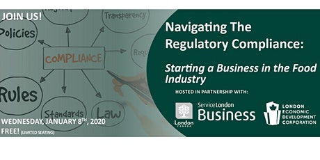 Navigating the Regulatory Compliance for Your Food Business tickets
