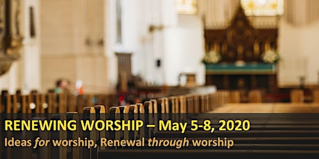 RENEWING WORSHIP: New ideas for worship – Renewal through worship tickets