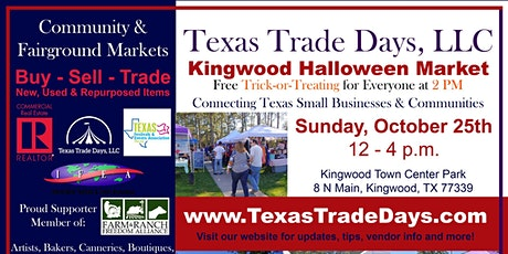 Texas Trade Days: Kingwood Market tickets