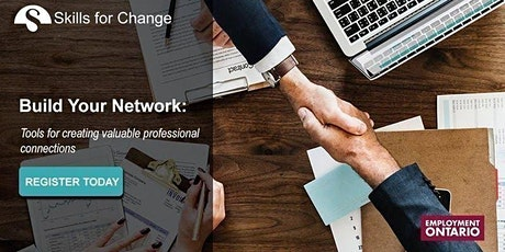 Skills for Employment - Building Your Network (East) tickets