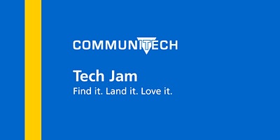 Communitech Tech Jam: Attendee Registration