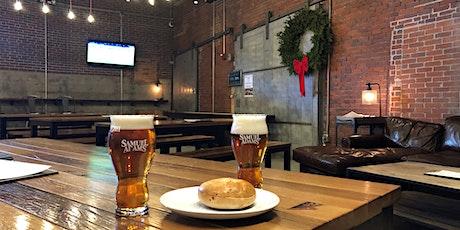 Samuel Adams: New Year's New Beers tickets