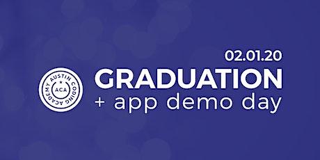 Austin Coding Academy | February Graduation & Demo Day | @Highland | 2.1.20 tickets