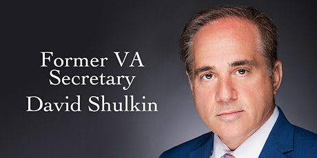 Former VA Secretary David Shulkin: It Shouldn't Be This Hard to Serve Your Country tickets