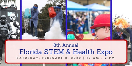 8th Annual Florida STEM & Health Expo tickets