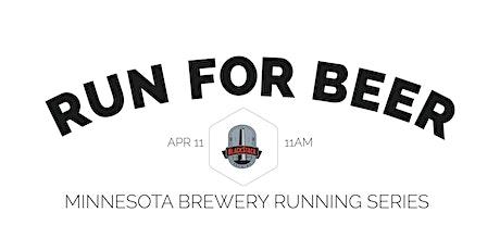 Beer Run - Blackstack Brewing | 2020 Minnesota Brewery Running Series tickets