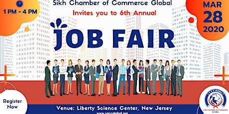 SCC Global's 6th Annual Job Fair & Mentor Connect tickets