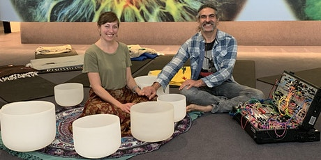 Full Moon Modular Sound Bath: Chakra Balancing tickets