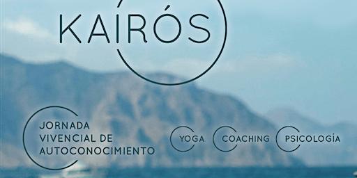Kairós * Jornada Vivencial de AutoConocimiento | Yoga Coaching ¨Psicología