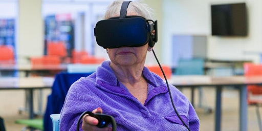 February Seniors Only Virtual Reality