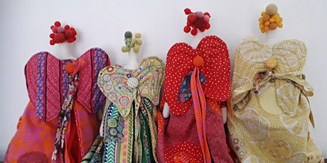 Spring Angels! A Creative Textiles and Embroidery Workshop tickets