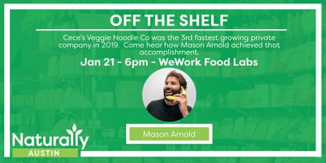 Off The Shelf with Mason Arnold tickets