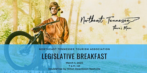 Northeast Tennessee Tourism Legislative Breakfast