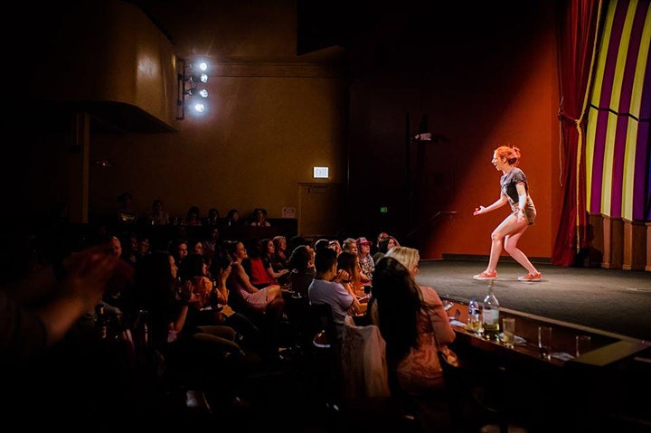 Sashay: LGBTQ+ Standup Comedy Show image