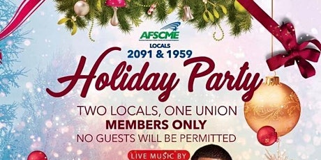 VENDORS NEEDED FOR PRIVATE HOLIDAY CELEBRATION tickets
