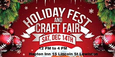 Holiday Fest and Craft Show tickets
