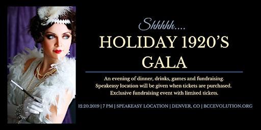 Holiday 1920's Gala