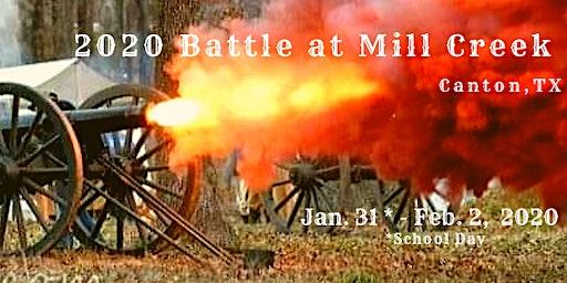 Battle at Mill Creek School Day Registration