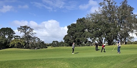 Auckland Golf Tournament tickets