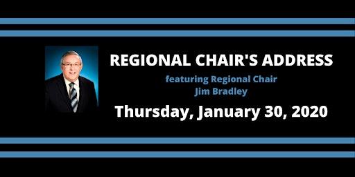Regional Chair's Address