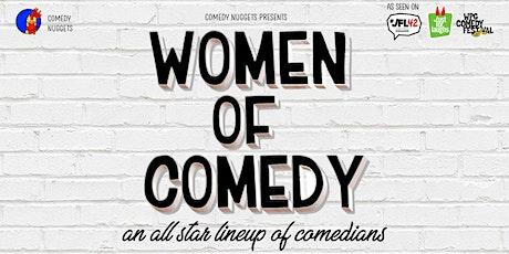 Women of Comedy tickets