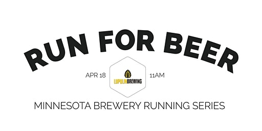 Beer Run - Lupulin Brewing | 2020 Minnesota Brewery Running Series